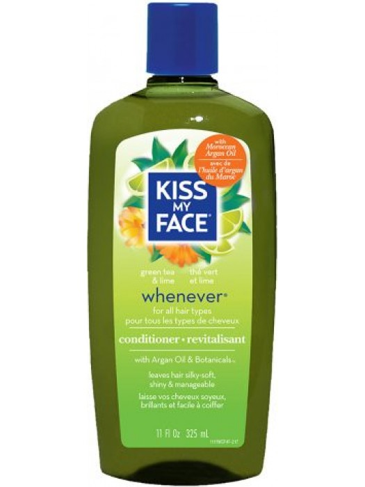 Kiss My Face Whenever Conditioner, 11 oz.