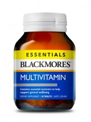 Blackmores Essential Multivitamins, 50 tabs