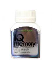 Nature's Farm® IQ Memory, 60 veg caps