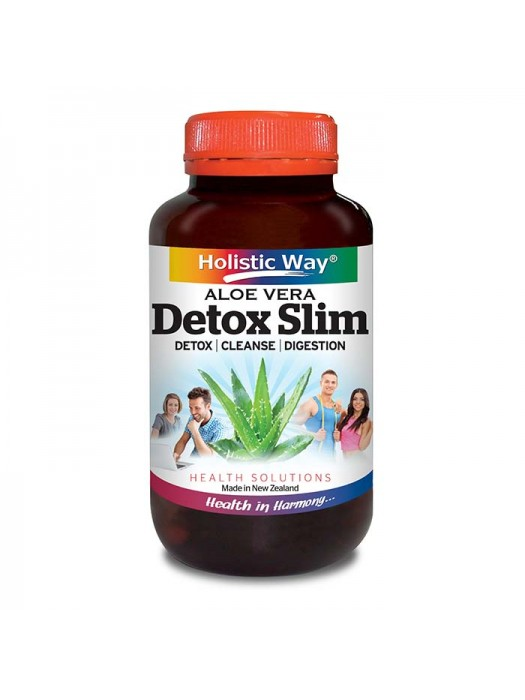 Holistic Way Detox Slim, 60 Veg. Caps