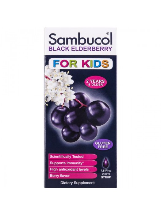 Sambucol For Kids, 7.8oz