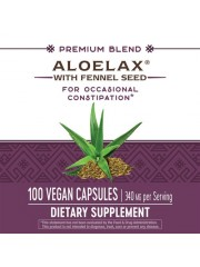 Nature's Way Aloelax 100 caps, Pack of 2