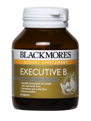 Blackmores Executive B, B Vitamins+Magnesium & Zinc, 60 Tablets