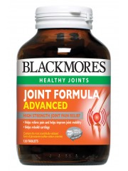 Blackmores, Joint Formula Advanced, High-Strength Joint Pain Relief, 1 ...