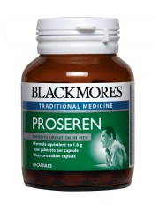 Blackmores, Proseren, Relieves prostate symptoms, 60 Capsules