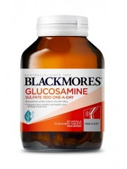 Blackmores Glucosamine Sulfate 1500 ONE-A-DAY, 90 tabs (Pack of 2)