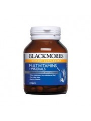 Blackmores Multivitamins + Minerals, 30 tabs, Pack of 3