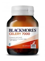 Blackmores Celery 7000, 60 caps, Pack of 3