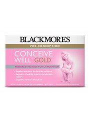 Blackmores Conceive Well Gold, 28 tabs + 28 caps