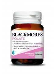 Blackmores Folate, 90 tabs, Pack of 3