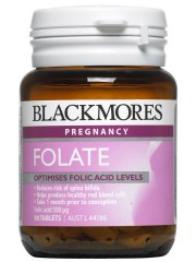 Blackmores Folate, 90 Tablets