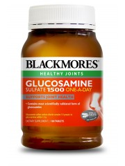 Blackmores Glucosamine Sulfate 1500 ONE-A-DAY, 180 tabs