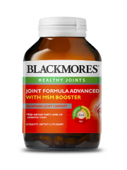 Blackmores Joint Formula Advanced with MSM Booster, 90tabs