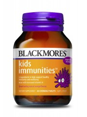 Blackmores Kids Immunities, 60 chewable tablets