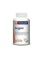 VitaHealth Acgon (Previously Clear Skin) 60 tabs, Pack of 2