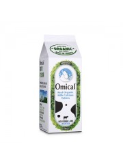 Omical Real Organic Milk Calcium 60s, Pack of 2