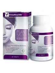 Vitahealth, Plant Placenta with Vitamin C, 60 tabs