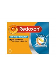 Redoxon Triple Action Film Coated, 90 tabs, Pack of 2
