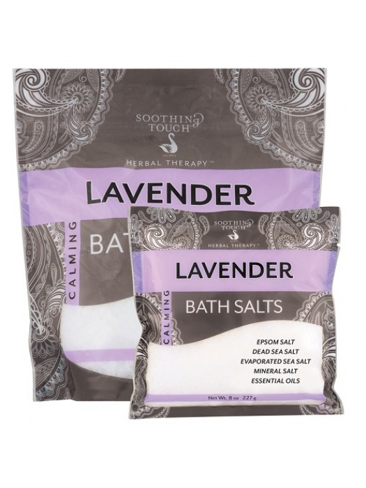 Soothing Touch Lavender Bath Salts, 907g