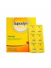 Supradyn Energy, 120 Film-Coated tablets