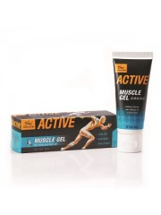 Tiger Balm Active Muscle Gel 60g, Pack of 3