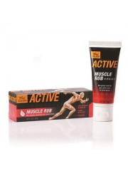 Tiger Balm Active Muscle Rub 60g, Pack of 3