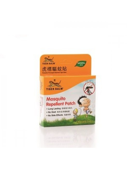 Tiger Balm Mosquito Repellent Patch 10s, Pack of 3