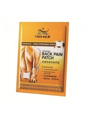 Tiger Balm Back Pain Patch 2s, Pack of 6