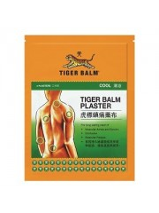 Tiger Balm Plaster Cool Large 3s, Pack of 6