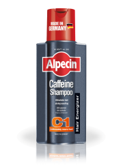 Dr. Wolff Alpecin Caffeine Shampoo C1 250ml, Pack of 3