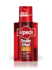 Dr. Wolff Alpecin Double Effect Shampoo 200ml, Pack of 3