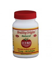 Healthy Origins Lyc-O-Mato Lycopene 15 mg, 60 Softgels