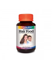 Holistic Way Hair Food, Hair Growth & Scalp Health, 60 VegiCaps, P ...