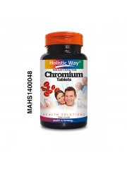 Holistic Way Chromium, 100 Tablets, Pack of 2