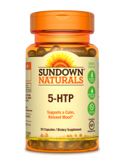 Sundown Naturals 5-HTP 200mg, 30 Caps