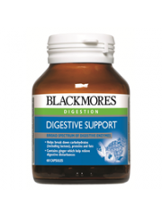 Blackmores Digestive Support Broad Spectrum Digestive Enzymes, 60 Caps