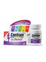 Centrum Women - Multivitamin for Women, 60 Tablets
