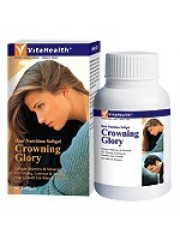 VitaHealth Crowning Glory, 90 sgls, Pack of 2