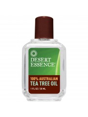Desert Essence 100% Australian Tea Tree Oil, 1 fl oz (30 ml)