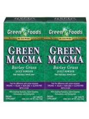 Green Foods Green Magma, 250 Tablets, Twin Pack