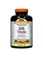 Holista Milk Thistle 150mg, 240 Softgels