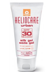 Heliocare, Silk Gel, SPF 30 high protection, 50 ml