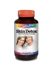 Holistic Way Skin Detox, 60 VegiCaps, Pack of 2