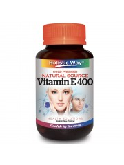 Holistic Way Vitamin E 400, 90 caps, Pack of 2