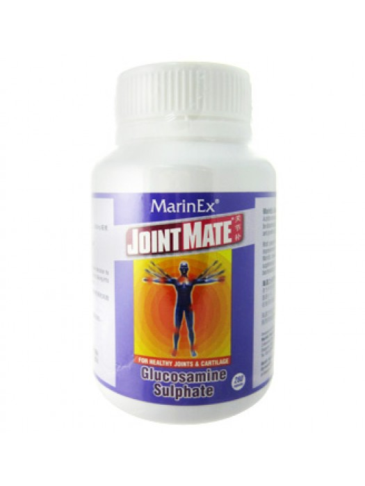 MarinEx JointMate Glucosamine Sulphate 500mg, 280 Caps, Pack of 2