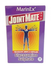 MarinEx JointMate Glucosamine Sulphate 500mg, 60 Caps, Pack of 2