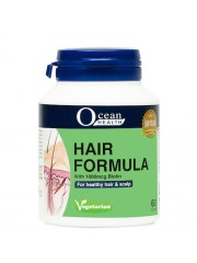 Ocean Health Hair Formula, 60 VCaplets, Pack of 6