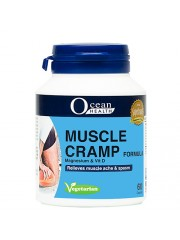Ocean Health Muscle Cramp Formula, 60 VCaps, Pack of 6