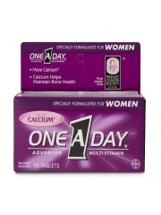 Bayer One-A-Day Advanced Multivitamin, Women, 90 Tablets