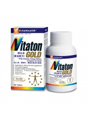 VitaHealth Vitaton Gold, 100 Tablets